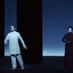 Stephane Degout et Doris Soffel dans Pelleas et Mélisande