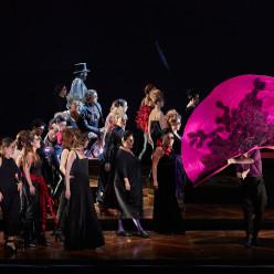 La Traviata par Paco Azorín au Festival Peralada