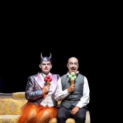 Marcel Beekman (Aristée / Pluton), Martin Winkler - Orphée aux Enfers par Barrie Kosky