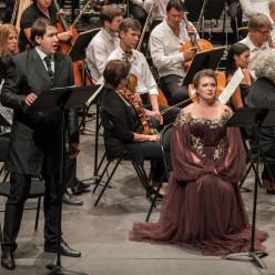 Alexander Mikhailov & Yuliya Matochkina