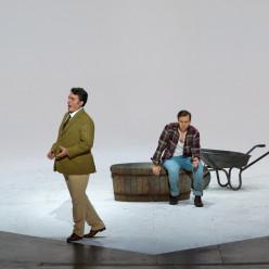 Ludovic Tézier & Benjamin Bernheim - La Traviata par Simon Stone