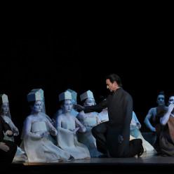 Rodolphe Briand et Laurent Naouri - Madame Butterfly par Robert Wilson