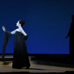 Madame Butterfly par Robert Wilson