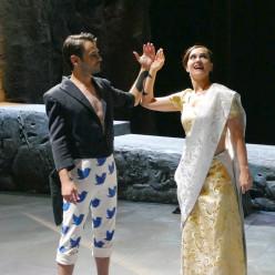 Philippe Estèphe & Anne-Catherine Gillet - La Flûte enchantée par Numa Sadoul