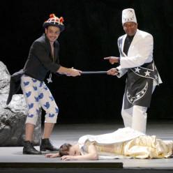 Philippe Estèphe & Loïc Félix - La Flûte enchantée par Numa Sadoul