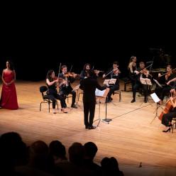 Ilanah Lobel-Torres, Marie-Andrée Bouchard-Lesieur, Ramya Roy & Tobias Westman - Académie de l'Opéra de Paris 2019/2020