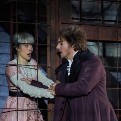 Oriana Favaro & Thomas Bettinger - Rigoletto par Paul-Émile Fourny