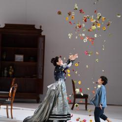Karah Son - Madame Butterfly par Ted Huffman