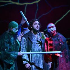 Mikeldi Atxalandabaso, Jorge de León et Francisco Vas - Turandot par Franc Aleu