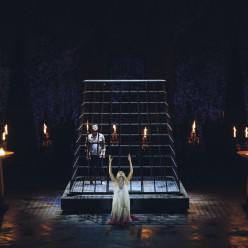 Yonghoon Lee et Marina Prudenskaya - Aida par Phelim McDermott