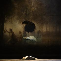 Mélissa Petit - Orphée et Eurydice par Aurélien Bory