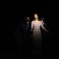 Julie Gebhart - Orphée et Eurydice par Aurélien Bory