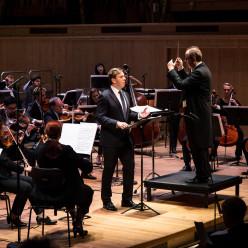 Benjamin Bernheim, Nicolas Chalvin & Orchestre des Pays de Savoie