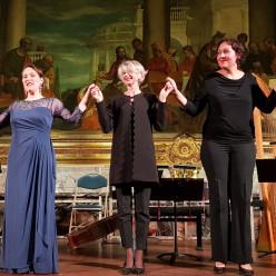 Lucile Richardot & Ensemble Faenza, Marco Horvat