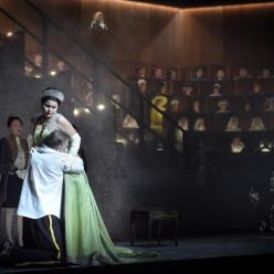 Aleksandra Kurzak - Don Carlo par Krzysztof Warlikowski