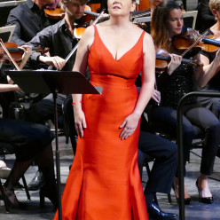 Karine Deshayes dans La Reine de Saba