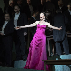 Lisette Oropesa - Manon par Laurent Pelly