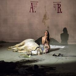 Audrey Bonnet - Jeanne d'Arc au bûcher par Romeo Castellucci