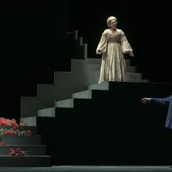 Daniel Taylor et Marisú Pavón - Orphée et Eurydice par Carlos Trunsky