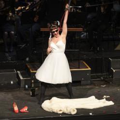Sarah Defrise dans Candide