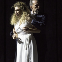 Annette Dasch et Gidon Saks - Lear par Calixto Bieito