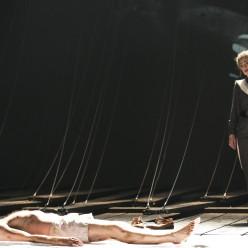 Bo Skovhus et Annette Dasch - Lear par Calixto Bieito