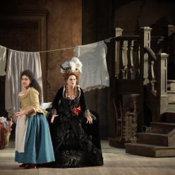 Anna Aglatova & Jennifer Larmore - Les Noces de Figaro par James Gray
