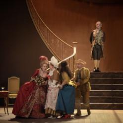 Vannina Santoni, Matthieu Lécroart & Stéphane Degout - Les Noces de Figaro par James Gray