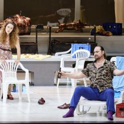 Elena Stikhina et Dmitry Ulyanov - Le Prince Igor par Barrie Kosky