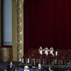 Eric Cutler, Patricia Petibon, Michèle Losier & Gabor Bretz - Les Contes d'Hoffmann par Krzysztof Warlikowski