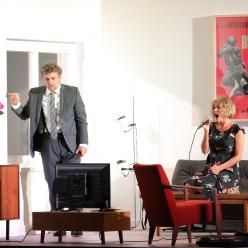 Jonas Kaufmann & Marlis Petersen - La Ville morte par Simon Stone