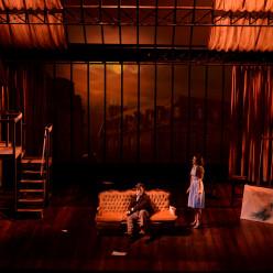 Andeka Gorrotxategi & Irina Lungu - La Bohème par Jean-Louis Grinda