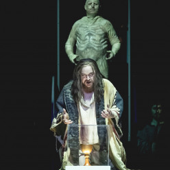 Konstantin Gorny, Markus Marquardt - Parsifal par Amon Miyamoto