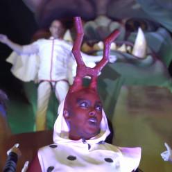 Vuvu Mpofu - Le Forgeron de Gand par Ersan Mondtag
