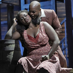 Angel Blue & Frederick Ballentine - Porgy and Bess par James Robinson