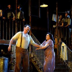 Paulo Szot & Patricia Racette - Street Scene par John Fulljames