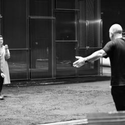Iain Paterson, Ekaterina Gubanova - L'Or du Rhin par Calixto Bieito en répétitions