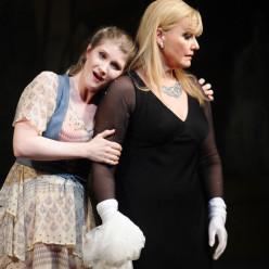 Mattila et Archibald dans Ariane à Naxos