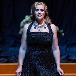 Rachel Willis-Sørensen - La Traviata par Pierre Rambert