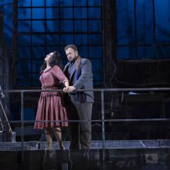 Angela Gheorghiu & Stefan Pop - La Bohème par Stefano Mazzonis di Pralafera