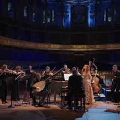 Patricia Petibon, Ensemble Amarillis Héloïse Gaillard à Versailles