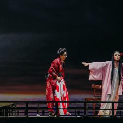 Chrysanthi Spitadi & Ermonela Jaho - Madame Butterfly par Hugo de Ana