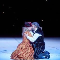 Malin Byström & Jonas Kaufmann - Don Carlos par Peter Konwitschny