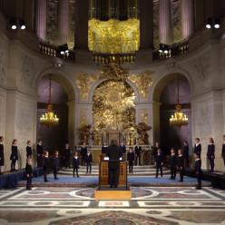 Concert de Noël, Maîtrise du CMBV - Centre de musique baroque de Versailles
