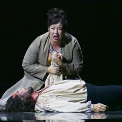 Jennifer Rowley & Marcelo Puente - Tosca par Louis Désiré