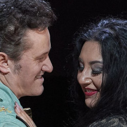 Piotr Beczała & Anita Rachvelishvili - Carmen par Calixto Bieito
