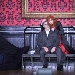Patricia Petibon & Jean-Sébastien Bou - La Voix Humaine par Olivier Py