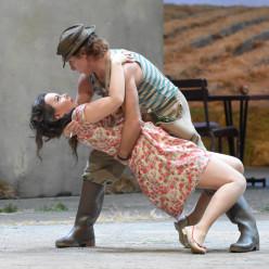 Aleksandra Kurzak (Adina) et Roberto Alagna (Nemorino)
