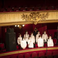Maîtrise de l'Opéra royal de Wallonie-Liège