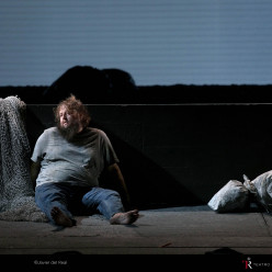 Allan Clayton - Peter Grimes par Deborah Warner